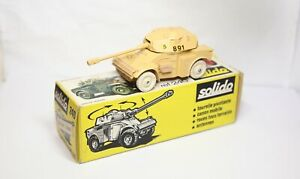 Solido 240 Panhard AML 90 In Its Original Box - Near Mint Vintage Model Lot 3