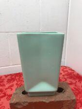 Vintage Green Vase marked USA 502 or 602  Green vase Ceramic