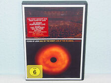 """**DVD-KINGS OF LEON""""ONLY BY THE NIGHT-LIVE AT THE O2 ARENA, LONDON""""-2009 Sony**"""