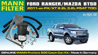 ProVent Oil Catch Can Bracket Kit for 2011 Ford Ranger PX 2.2L 3.2L Mazda BT50