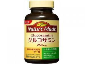 ☀Otsuka Seiyaku nature made glucosamine 180 tablets 30 days supplement F/S