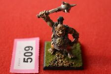 Citadel Warhammer Ogre Club Marauder Miniatures Games Workshop Ogres OOP Metal B