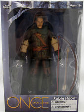 ICON HEROES  Disney ONCE UPON A TIME TV ROBIN HOOD PX 6 INCH ACTION FIGURE NEW!