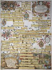 GRAFEN VON FLANDERN BELGIEN FLANDRIAE COMITES GENT BRÜGGE STAMMBAUM ALBIZZI 1612