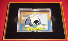 2011 LEAF FAMILY GUY BASE TRADING CARD SET 1-50  COMES WITH BOX & CASE