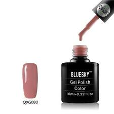 Bluesky Get NUDE Collection QXG 80 TEASE UV/LED Soak Off Gel Nail Polish