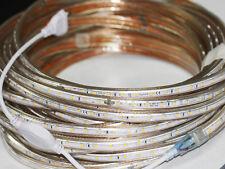 10m 600x2835 3500K warmweiss leds wasserfest IP68 led strip streife Dimmbar
