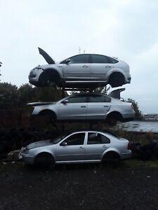 Triple tier Cantilever Car Racking