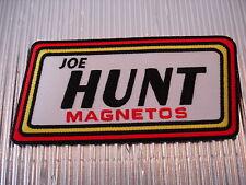 PATCH SEW ON HARLEY JOE HUNT MAGNETO EMBROIDERED SPARK IGNITIION VEST JACKET