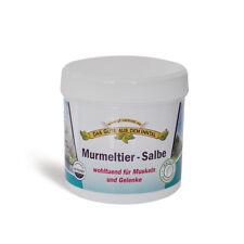 Murmeltier Salbe 200 ml,  Ohne Parabene und Farbstoffe!!