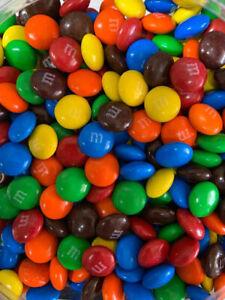 Classic M&M's M&Ms Mnm's Mnms! Choose your quantity! 1lbs 3lbs 5lbs 10lbs!
