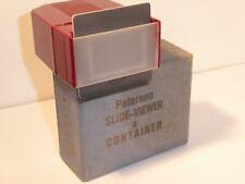 CUTE LITTLE PATERSON 35mm SLIDE VIEWER