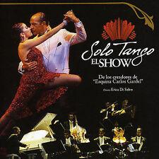 Di Salvo, Erica : Solo Tango: El Show CD
