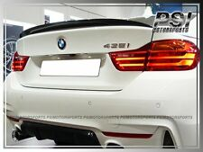 14-15 BMW F32 428i 435i Coupe Performance Type Trunk Spoiler - Choose Your Color