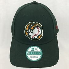 Boise Hawks New Era Cap Hat 9Forty Adjustable Green Baseball