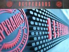 Serviette TAPIS DESSUS DE BAR EGOUTTOIR PVC ※ DESPERADOS ※ DSP...