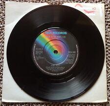 """JOHN HIATT / BACK TO THE WAR - PINK BEDROOM - 7"""" (printed in UK 1980) RARE !!!"""
