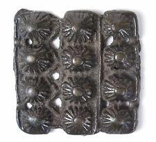 Tibetan Thogchag armour Thokcha ethnographic antique amulet pendant. Provenance