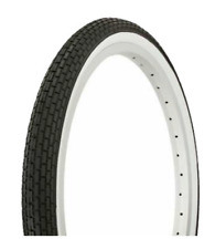 Dragster Lowrider Bicycle 20 x 1.75 inch Plain White Wall tyre tyres