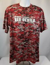 Men's Penns Grove Red Devils High School Athletic Dept. Shirt, Size Large