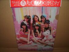 New AKB48 idol clear file Atsuko Maeda Yuko Ohshima Tomomi Itano kawaii F/S jp