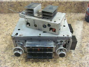 1970 70 Buick Riviera AM FM Stereo Radio with Knobs 04EFM1