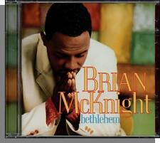 Brian McKnight - Bethlehem - New 1998 Motown Christmas CD!