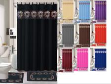18-Piece Elegant Bathroom Set Rugs Towels Included