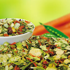 100% Gemüse-Flocken, 2kg, Hundeflocken, getreidefrei, barfen