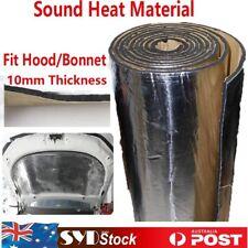 2M x 1M Sound Proofing Heat Insulation Carpet Car Van Floor Underlay 10mm Foam