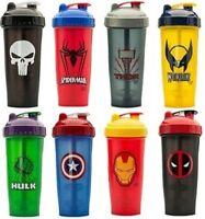 SuperHero & WWE Protein Powder BCAA Gym Shaker Bottle Blender Mixer Cup 800ml