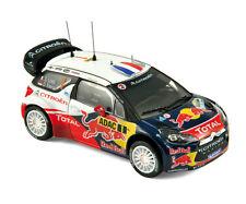 NOREV 155357 - Citroen DS3 WRC Vainqueur Rallye d'Allemagne 2012 - Loeb  1/43