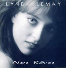 CD audio.../...LYNDA LEMAY.../...NOS REVES..../...1er ALBUM