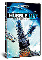 Hubble: Live - The Final Mission DVD (2011) cert E FREE Postage