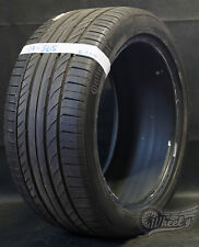 1x Continental ContiSportContact 5 245/40 R17 91Y Sommerreifen DOT16 BMW Audi MB