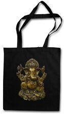 Ganesha VINTAGE HIPSTER BAG-BORSA TESSUTO STOFFA sacchetto-induismo Buddha Yoga