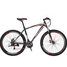 29er Mountain bike 21 Speed Mens Bikes DIsc Brake Front Suspension Bicycle 29