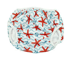 Starfish Swim Nappy-Toddler to Child Reusable Multifit Diaper Pants Swimmers