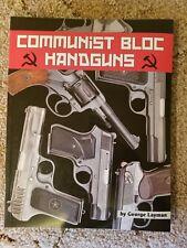 Communist BLOC Handguns NEW Book color pistols revolver Great refernce V-GOOD