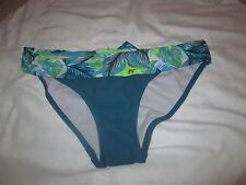 bnwt floral bikini bottoms size 10