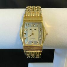 Caesars Palace Gold Watch CP212 D38