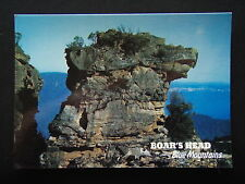 BOAR'S HEAD MEGALONG VALLEY BLUE MOUNTAINS NSW 1997 POSTCARD