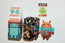Android Robot Revolution Series Mix Bot  04 Google Vinyl Figure toy Kong Andri
