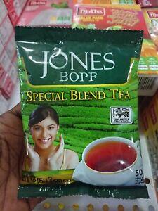 Special Blend BOPF Jones Tea Ceylon Organic Tea 50g Pack From Srilanka Tea
