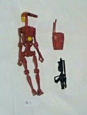 STAR WARS LEGACY COLLECTION BATTLE DROID COMMANDER GEONOSIS ARENA TARGET EXCLUSI