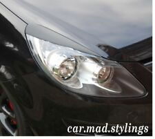 VAUXHALL CORSA D EYEBROWS/EYELIDS/KIT/LIGHT/EYE BROWS