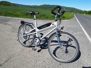 Mercedes Benz Hybrid Bike   E-Bike