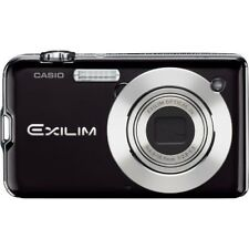Casio Exilim EX-S12 12MP Digital Camera 3x Optical Zoom and 2.7 inch LCD (black)