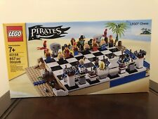 Retired LEGO Pirates Chess Set 40158 New & Factory Sealed