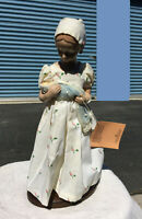 B & G Bing & Grondahl Denmark Porcelain Mary Doll of the Year First Edition 1983